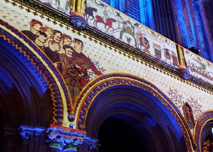 Tapisserie de Bayeux au fil de son histoire