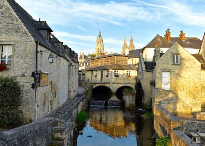Visiter Bayeux