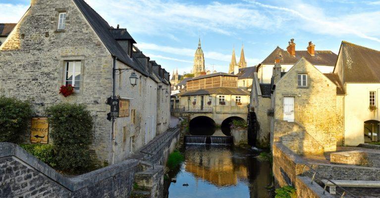 Visiting Bayeux