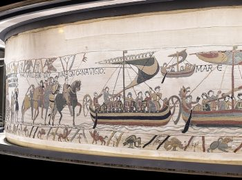 Survey of the school world related to the study of the Bayeux Tapestry