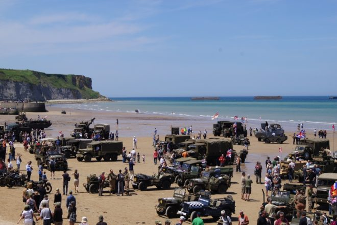 Visiting the D-Day landing beaches