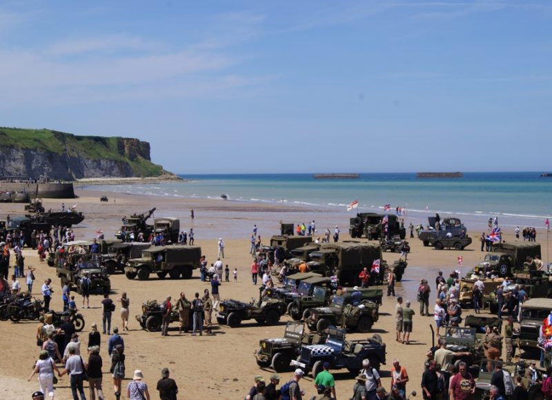 Gateway to the D-Day beaches