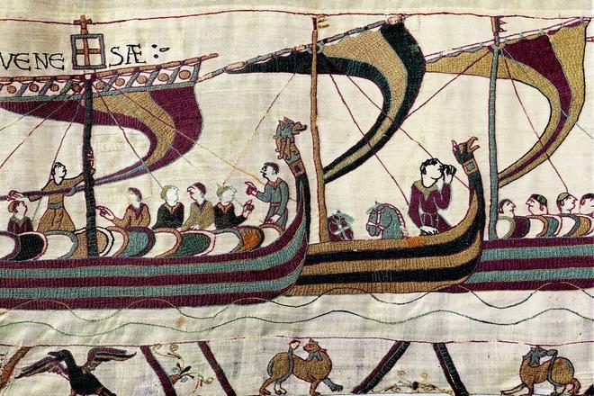 The Viking heritage