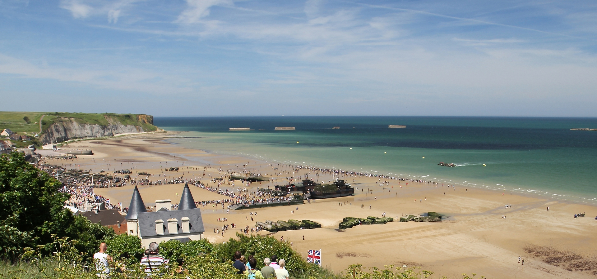 Historic sites Battle of Normandy