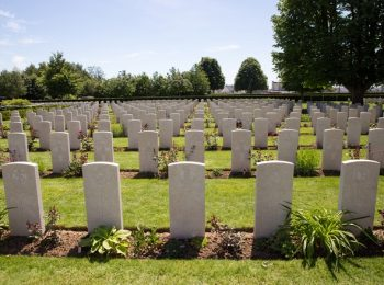DDAY76 Discover Bayeux War Cemetery