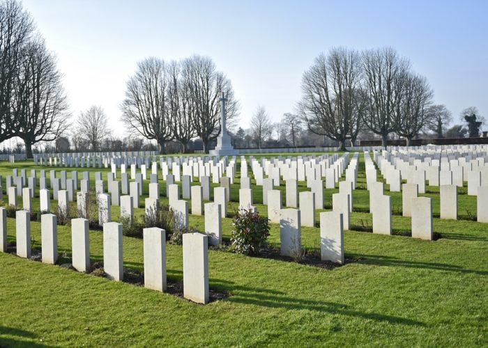 Bayeux British cemetery CGWC