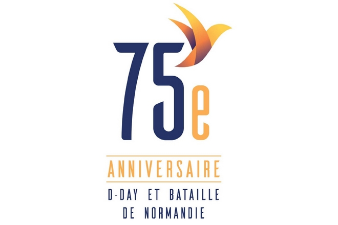logo Normandy 75e DDay