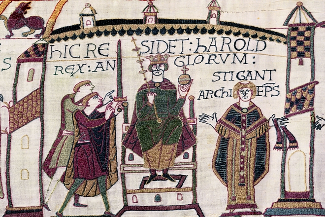 Harold, héros anglo-saxon