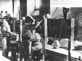 MAHB – La Porcelaine de Bayeux à l'honneur en mai