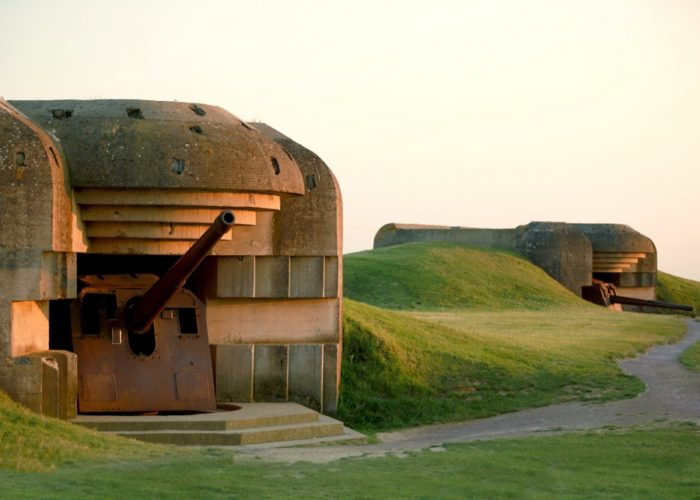 Historic sites of the Battle of Normandy Bayeux Longues sur mer