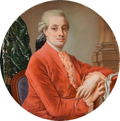 Portrait de Gabriel Narcisse Rupalley