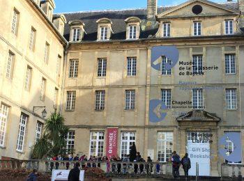 INFO VISITEURS Tapisserie de Bayeux