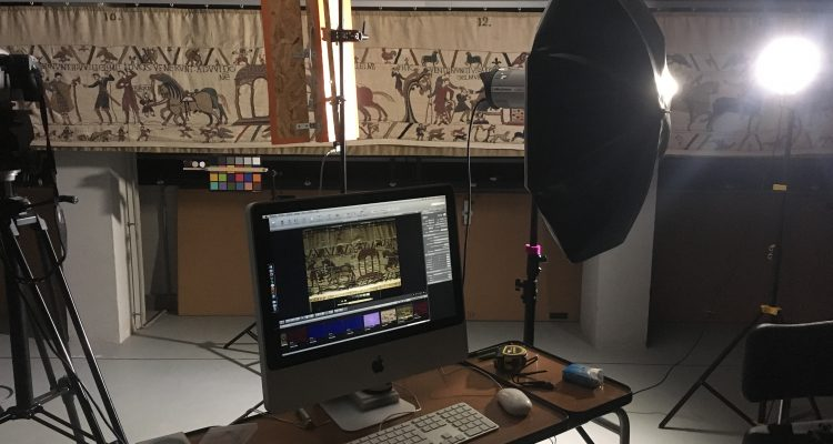 Bayeux Tapestry digitalization
