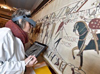 Une restauration de la Tapisserie de Bayeux à partir de 2024
