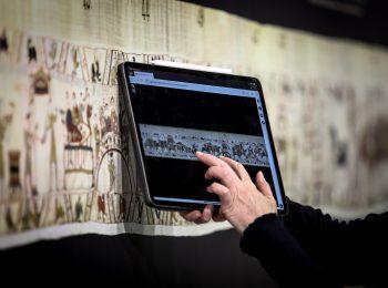 Explorer la Tapisserie de Bayeux en ligne